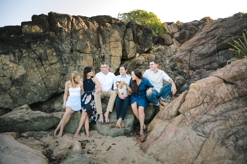 Townsville family photos